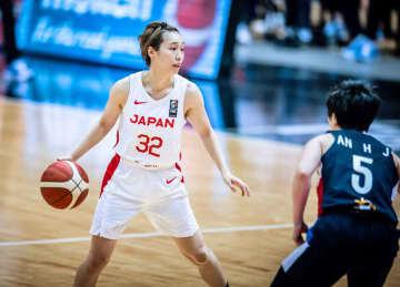 バスケ女子日本3連勝で準決勝へ アジア杯1次リーグ 画像1