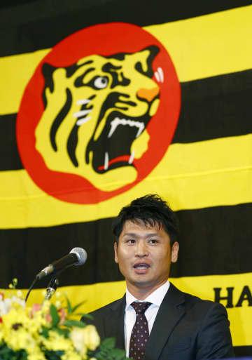 阪神、中田投手「幸せだった」 通算100勝、今季限りで引退 画像1