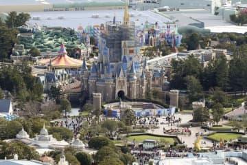 ディズニーが入場制限緩和 1日から1万人に 画像1