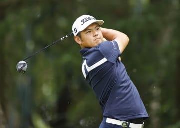 幡地、今野らが64で首位 東海男子ゴルフ第1日 画像1