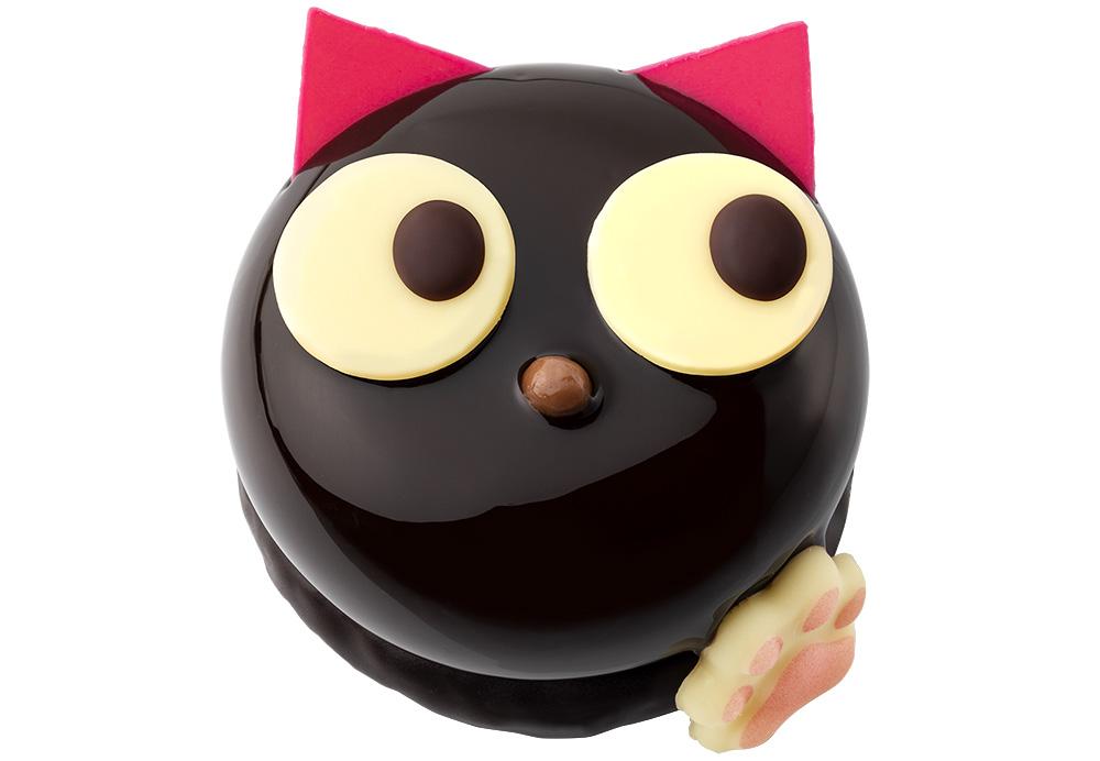 黒猫ショコラ