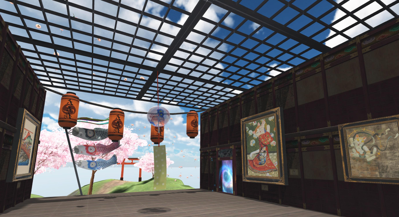 亜州猫画廊