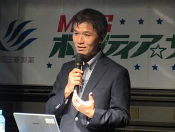株式会社カレー総合研究所代表/カレー大學学長 井上 岳久