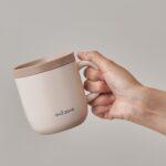 ◆持ちやすいマグカップタイプ