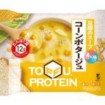 豆腐のスープコーンポタージュ