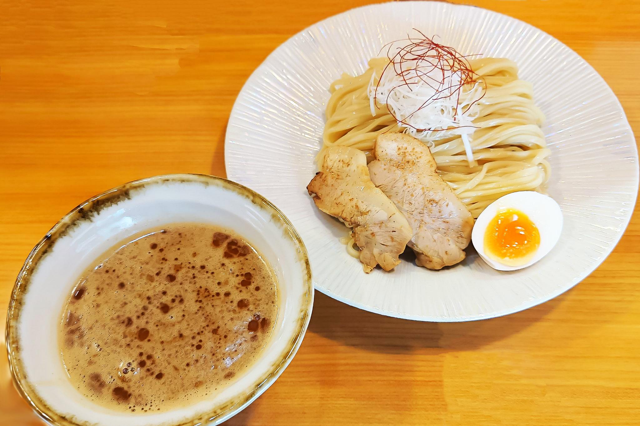 スパイスカレーつけ麺