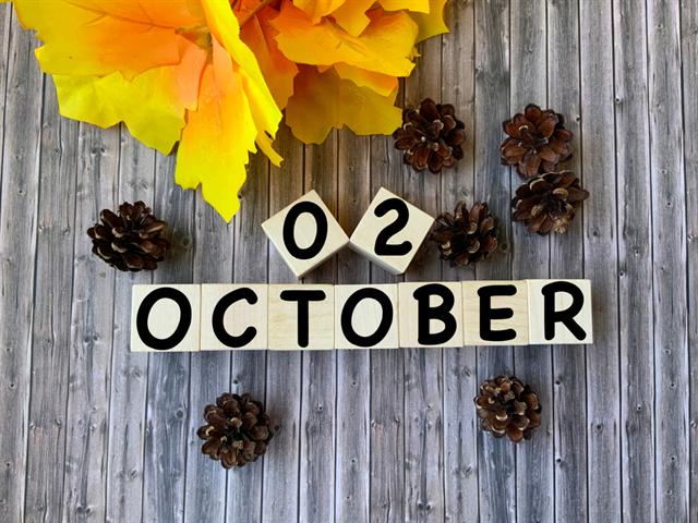 今日は何の日?【10月2日】 画像1