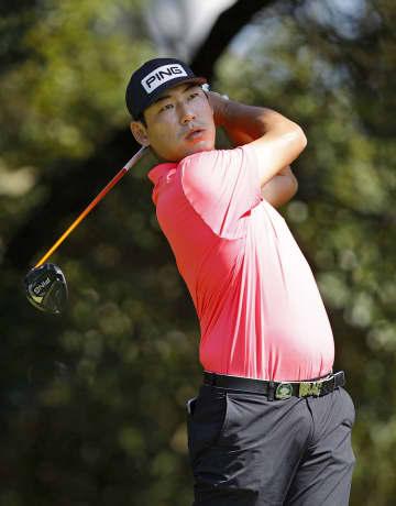 米のチャン・キムが単独首位 東海男子ゴルフ第3日 画像1