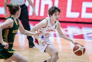 バスケ日本、豪州下し決勝へ 女子アジア杯 画像1