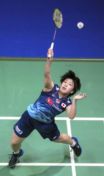 バド日本、2大会連続で決勝進出 初優勝懸け中国戦 画像1