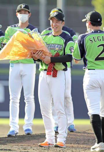 斎藤佑樹投手、2軍戦で登板 今季限りで現役引退 画像1