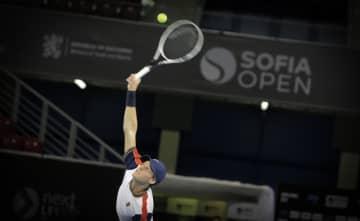 テニス、シナーが今季3勝目 ソフィア・オープン 画像1
