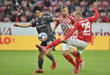 原口元気、後半途中までプレー サッカーのドイツ1部 画像1