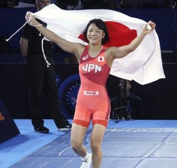 世界レスリング、17歳藤波が金 ともに初出場、吉元も 画像1