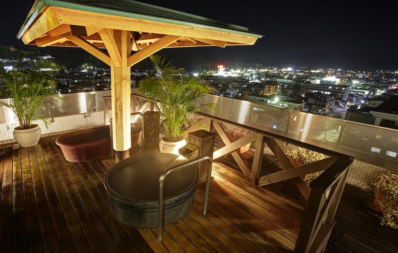 屋上露天風呂の温泉と飛騨牛三昧の郷土料理を満喫!飛騨高山観光に便利な「ひだホテルプラザ」 画像10