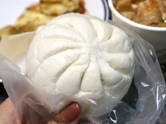 【台湾】鹹豆漿は夜ご飯にもおすすめ!朝6時から夜22時まで営業している豆乳店「四海豆漿大王」 画像11
