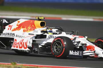 ホンダ、特別カラーで走行 F1トルコGP 画像1