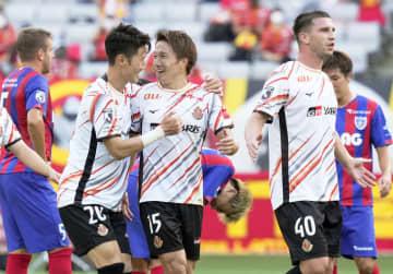 サッカー、名古屋とC大阪で決勝 ルヴァン杯、FC東京敗退 画像1