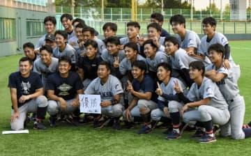 関大が38度目の優勝決める 関西学生野球リーグ 画像1