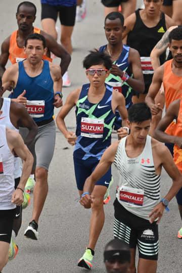 シカゴ・マラソン、鈴木健吾4位 24歳セイフ・トゥラが優勝 画像1
