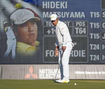 松山67位、任成宰が優勝 米男子ゴルフ最終日 画像1