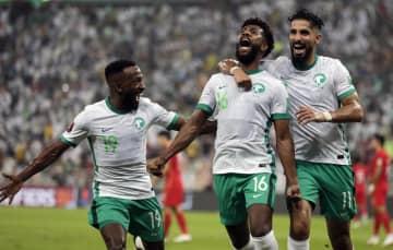 サウジアラビア4連勝、日本4位 サッカーのW杯アジア予選 画像1