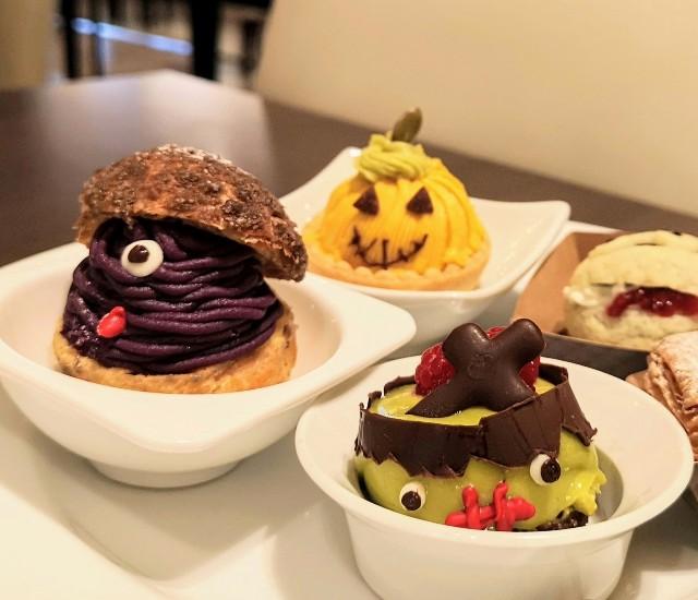 「怖かわ」モンスターのケーキが大集合!金曜限定スイーツブッフェを体験【シェラトン・グランデ・トーキョーベイ・ホテル】 画像1