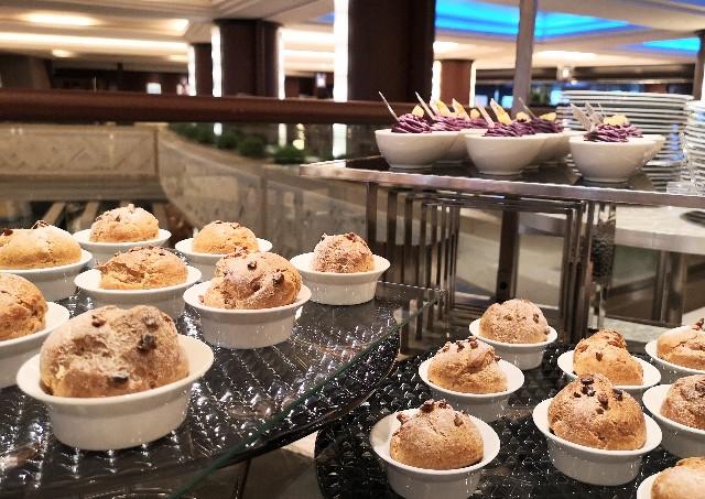 「怖かわ」モンスターのケーキが大集合!金曜限定スイーツブッフェを体験【シェラトン・グランデ・トーキョーベイ・ホテル】 画像11