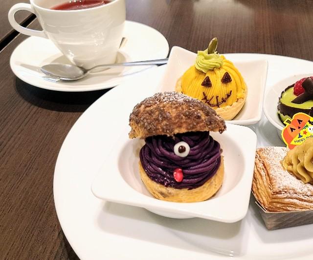 「怖かわ」モンスターのケーキが大集合!金曜限定スイーツブッフェを体験【シェラトン・グランデ・トーキョーベイ・ホテル】 画像28