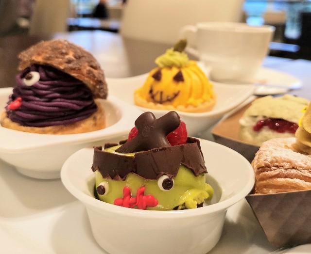 「怖かわ」モンスターのケーキが大集合!金曜限定スイーツブッフェを体験【シェラトン・グランデ・トーキョーベイ・ホテル】 画像30