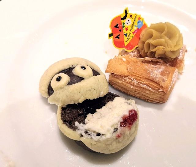 「怖かわ」モンスターのケーキが大集合!金曜限定スイーツブッフェを体験【シェラトン・グランデ・トーキョーベイ・ホテル】 画像32