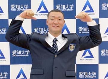 安田悠馬「4番・捕手」目指す 楽天の2位指名 画像1