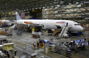 787に新たな問題か ボーイング、米報道 画像1