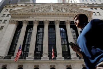 NY株反発、534ドル高 米景気の先行き楽観 画像1