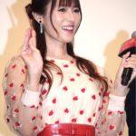 深田恭子、『劇場版 ルパンの娘』封切りに笑顔 「また仮面をつけてみんなで集まりましょう」 画像1