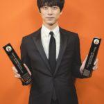 坂口健太郎「もう一度、かぶとの緒を引き締めます」 「ソウルドラマアワード2021」でアジアスター賞を受賞 画像1
