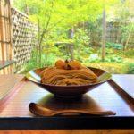 【京都】名料亭・菊乃井の季節限定パフェを実食!「無碍山房Salon de Muge」 画像1