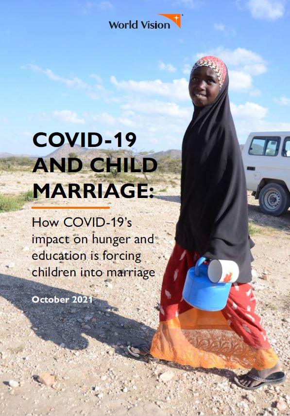 COVID-19 AND CHILD MARRIAGE