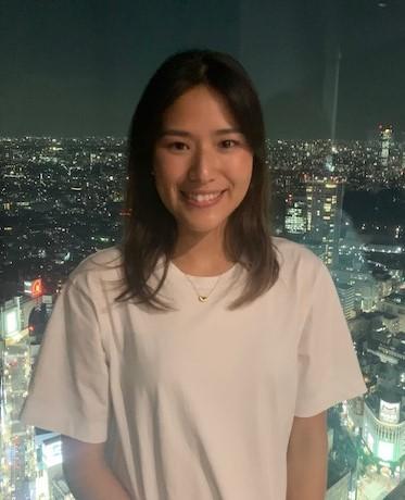 二十歳の環境活動家・露木志奈さん。